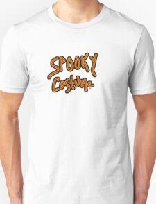 spooky Halloween costume   Unisex T-Shirt
