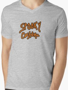spooky Halloween costume   Mens V-Neck T-Shirt