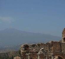 Mount Vesuvius by CAPhotography