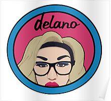 Adore Delano as Daria logo Poster