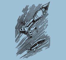 Thunderbirds 1 & 2 by Retro21