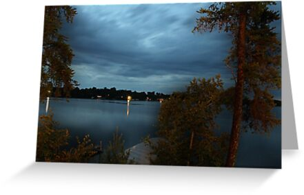 Northern Lake by CAPhotography