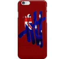 5SoS Aussie Tally iPhone Case/Skin