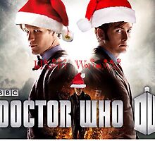 Doctor who Christmas style 50th anniversary  by Katie358