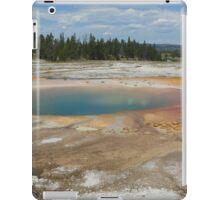 Hot Water iPad Case/Skin