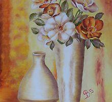 Peinture à l'huile by Bougeotte