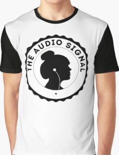 The Audio Signal Graphic T-Shirt