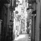 Sorrento street scene by Ivor