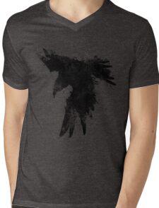 Ink In Flight Mens V-Neck T-Shirt