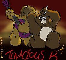 Tenacious B! by Monkey Ghost Presents