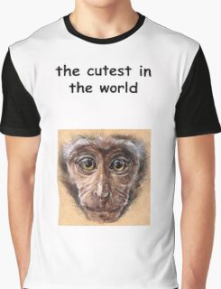The cutest in the world Graphic T-Shirt