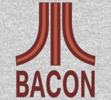 Atari Bacon Logo by David Ayala