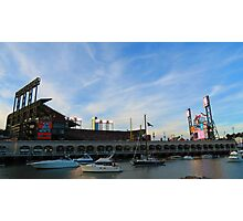 AT&T Park SF Photographic Print