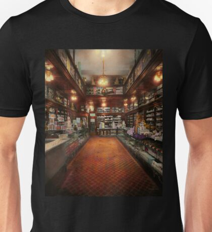 Drugstore - G.W. Armstrong drug store 1913 Unisex T-Shirt