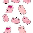 Waddles by Booky1312