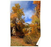 Autumn Ascension Poster