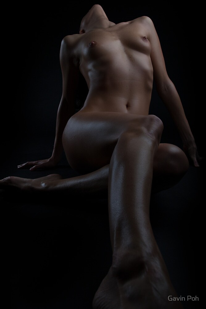 Project Nude by Gavin Poh