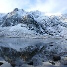 Llyn Ogwen Snowdonia by graceloves