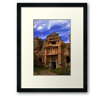 Cappadocia Gulsehir Framed Print