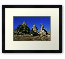 Rose Valley Framed Print