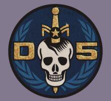 Danger 5 Emblem (Gigantic) Kids Clothes
