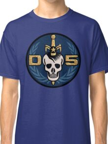 Danger 5 Emblem (Gigantic) Classic T-Shirt