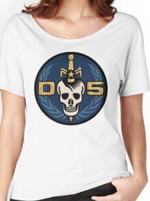 Danger 5 Emblem (Gigantic) Women's Relaxed Fit T-Shirt