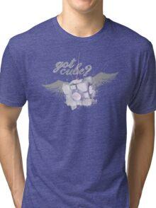 Got Cube? Tri-blend T-Shirt