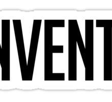 Reinvent (Gay) Love Sticker