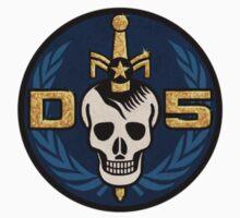Danger 5 Emblem (Pocket) Kids Tee