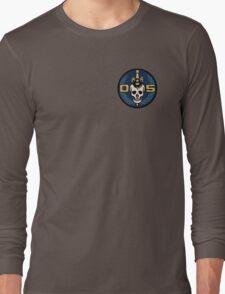 Danger 5 Emblem (Pocket) Long Sleeve T-Shirt