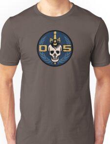 Danger 5 Emblem (Chest) Unisex T-Shirt