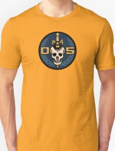 Danger 5 Emblem (Chest) Unisex T-Shirt