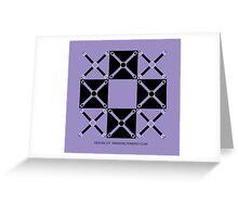 Design 237 Greeting Card