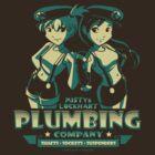 Misty & Lockhart Plumbing Co. by barefists