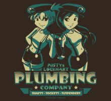 Misty & Lockhart Plumbing Co. by barefists
