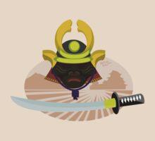 Swooning Samurai by dinoneill
