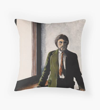 EXILE - THE PAINTER Throw Pillow