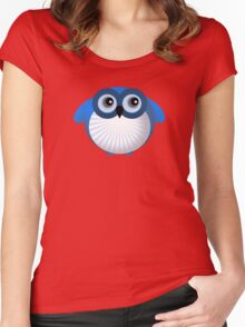 BLUE OWL Women's Fitted Scoop T-Shirt