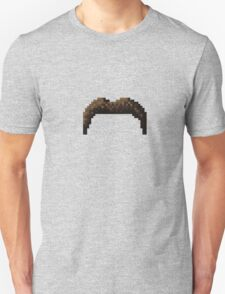 Mexican Pixel Moustache T-Shirt