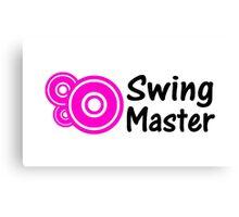 Swing Canvas Print