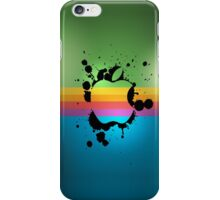 Rainbow Apple iPhone Case/Skin