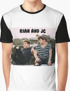 Kian and Jc Rooftop  Graphic T-Shirt