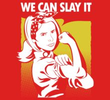 We Can Slay It by Tom Trager