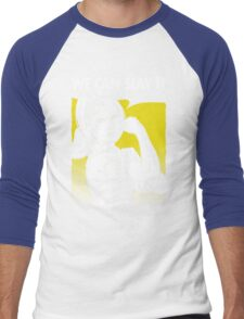 We Can Slay It Men's Baseball ¾ T-Shirt