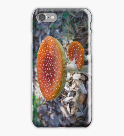 Amanita Muscaria iPhone Case/Skin