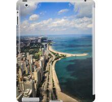 Chicago & Lake Michigan  iPad Case/Skin