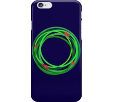 Christmas Wreath iPhone Case/Skin