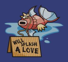 It's Hard Out Here For A Karp by gestaltScribble