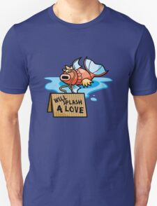 It's Hard Out Here For A Karp Unisex T-Shirt